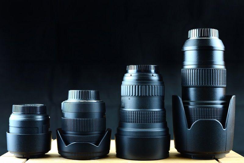 Fotoğrafçılık Lens