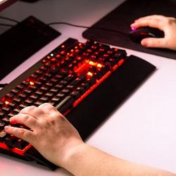 Gamer Ekipmanları Klavye Mouse