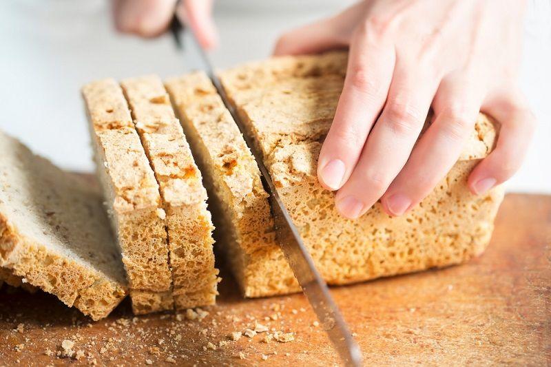 Glutensiz Ekmek Tarifi 1