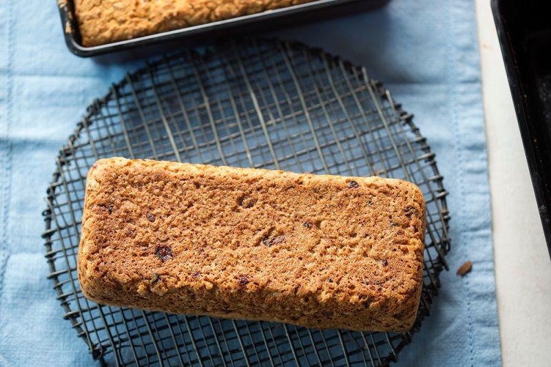 Glutensiz Ekmek Tarifi Malzemeler