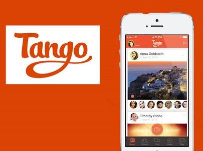 Görüntülü Sohbet Programları Tango