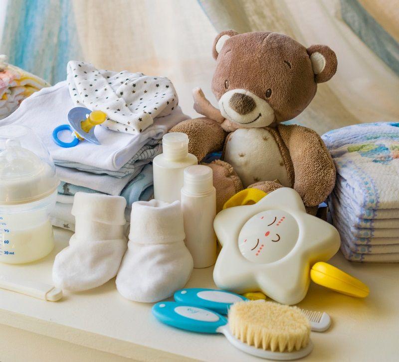Hastane Çıkışı Bebek