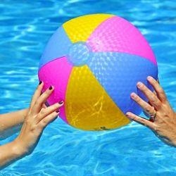 Havuz Oyunları Çarpışan Top