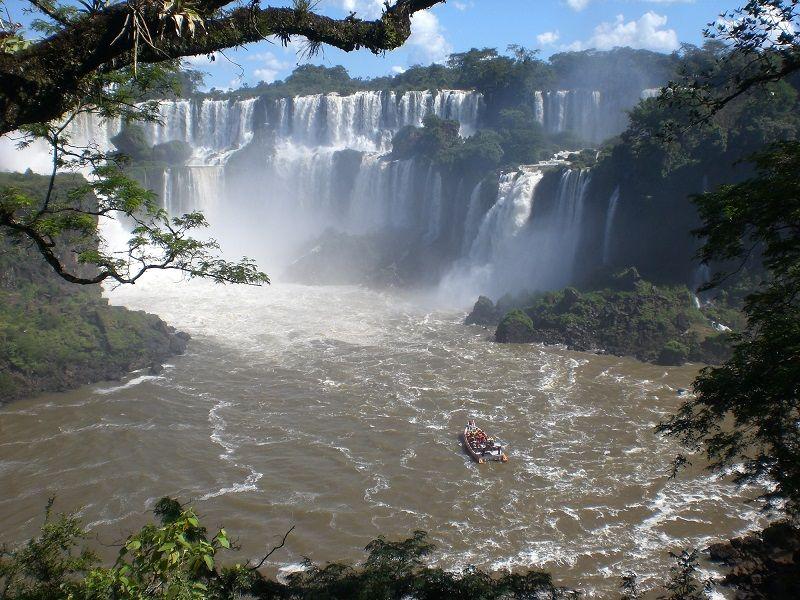 İguazu Şelaleleri Bot Turu