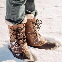 Kar Botu Bağcıklı