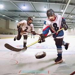 Kış Sporları Buz Hokeyi