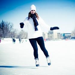 Kış Sporları Buz Pateni