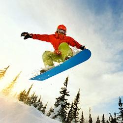 Kış Sporları Kar Kayağı
