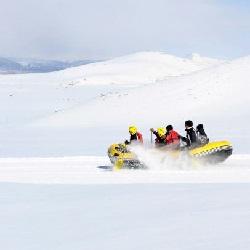Kış Sporları Kar Raftingi