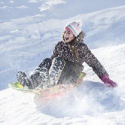 Kış Sporları Kızak