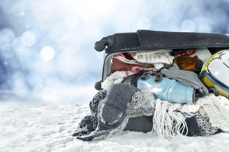 Kış Tatili Bavulu Listesi