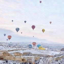 Kış Tatili Kapadokya