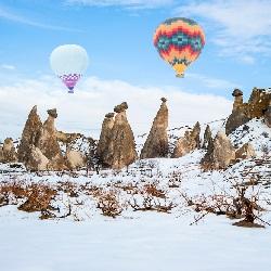 Kışın Yapılacak Aktiviteler Kapadokya