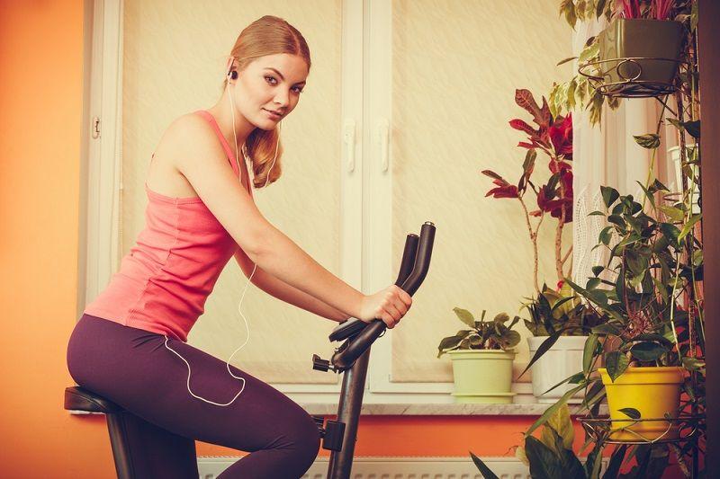 Kondisyon Bisikleti Nereleri Çalıştırır