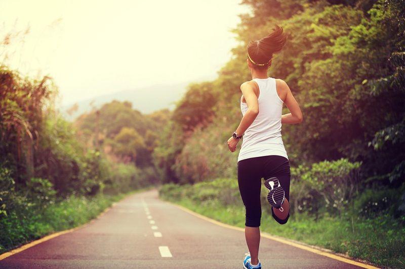 Koşmanın Faydaları Metobolizmanın Hızlanması