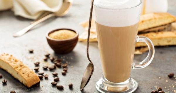 Latte Yapımı