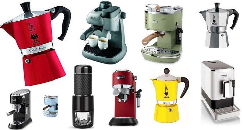 Latte Yapımı Espresso Makinesi