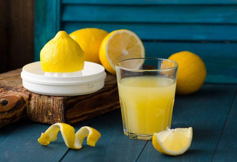 Limonata Yapımı Sade