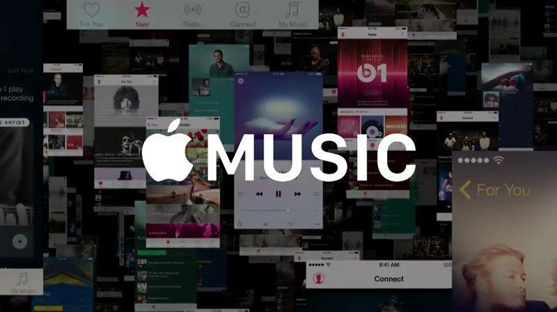 Müzik Uygulamaları Apple Music