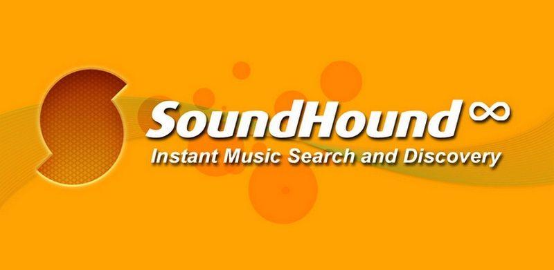 Müzik Uygulamaları Soundhound