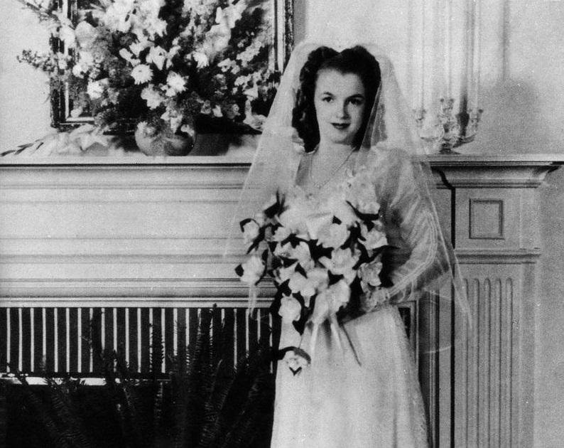 Marilyn Monroe Evlilik