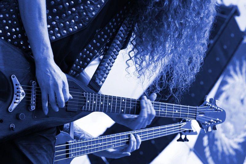 Metal Müzik Black