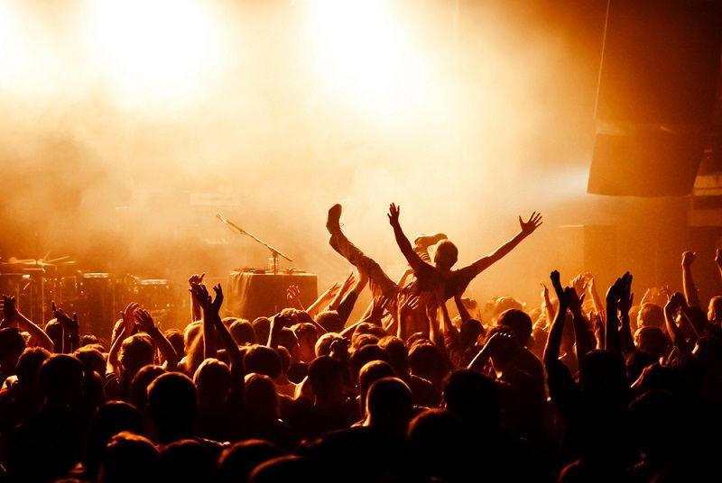 Metal Müzik Endüstiriyel