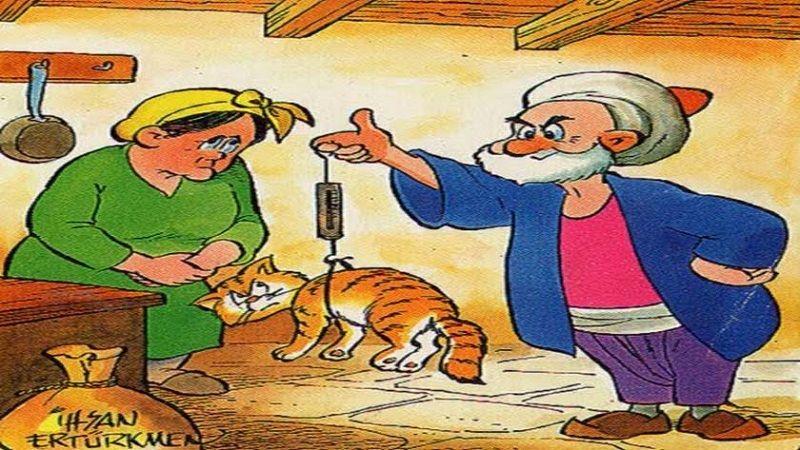 Nasreddin Hoca Kedi