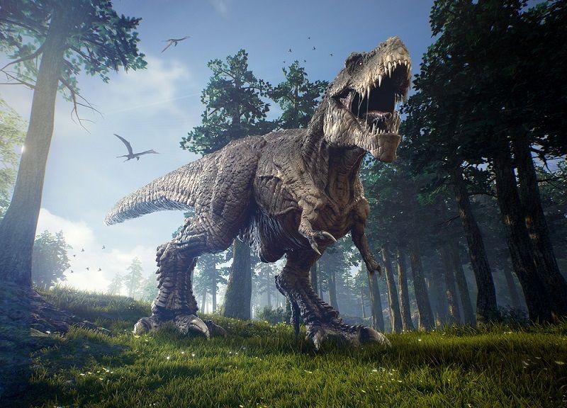 Nesli Tükenen Hayvanlar Dinozorlar