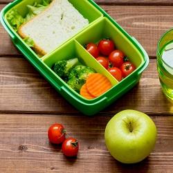 Okul Alışverişi Beslenme