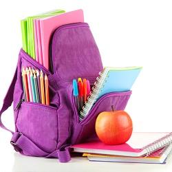 Okul Alışverişi Çanta