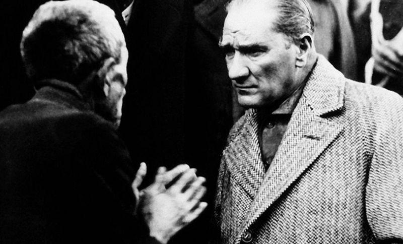 On Kasım Atatürk Köylü Anısı