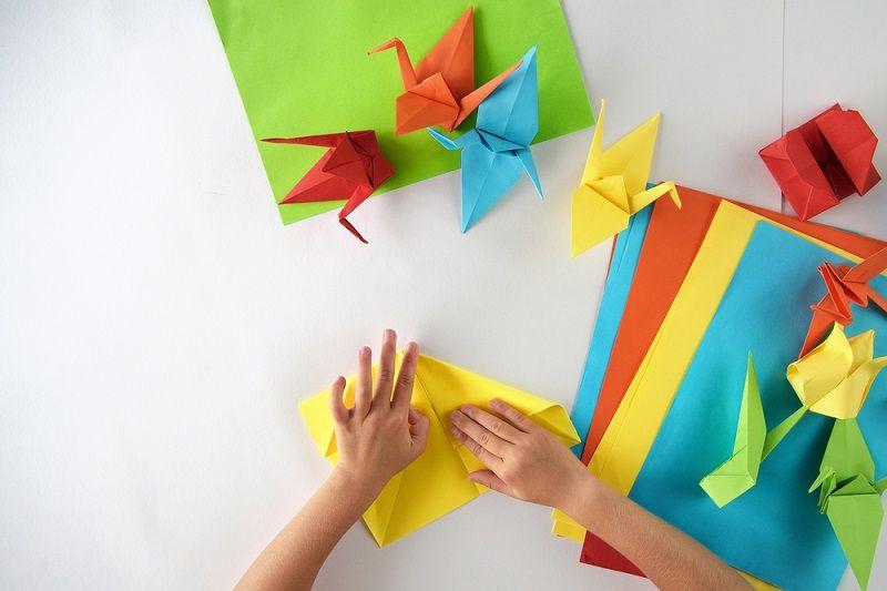 Origami Yapımı
