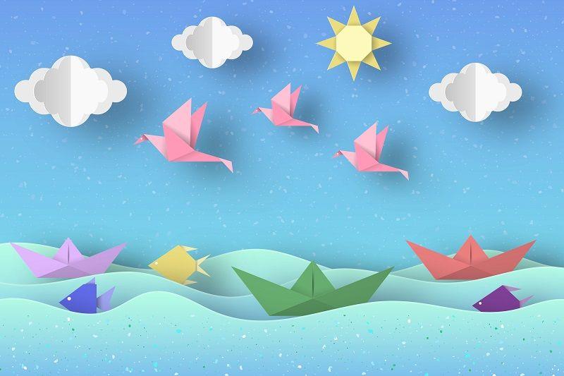 Origami Yapımı Origami Çeşitleri