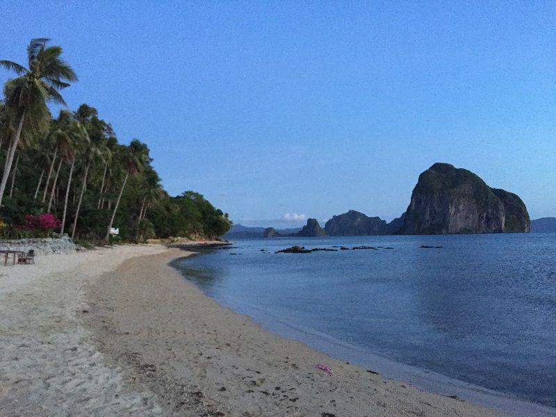 Palawan Adası Las Cabanas