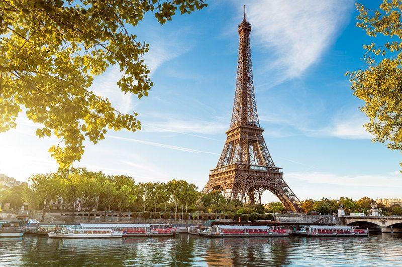 Paris Gezilecek Yerler Eyfel