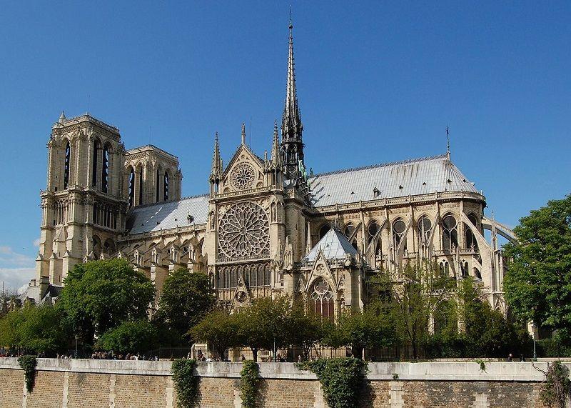Paris Gezilecek Yerler Notre Dame