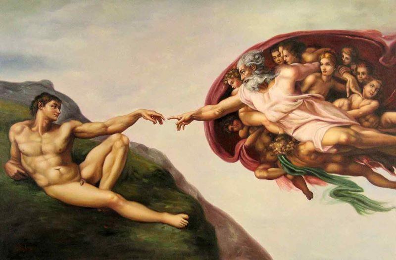 Rönesans Dönemi Ressamları Michelangelo
