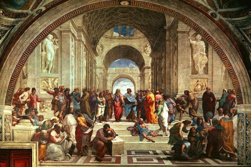 Rönesans Dönemi Ressamları Raffello
