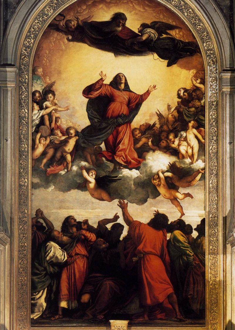 Rönesans Dönemi Ressamları Tiziano