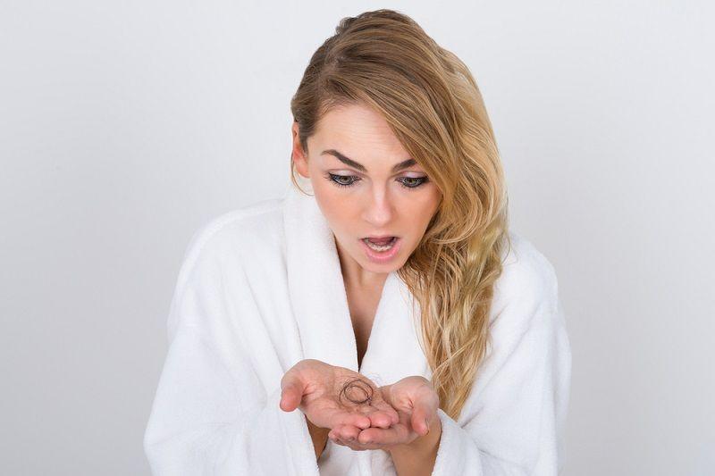 Saç Dökülmesi Bioxin