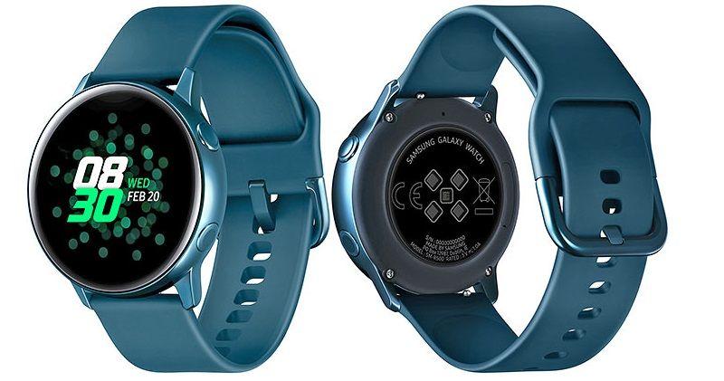 Samsung Galaxy Watch Active İnceleme