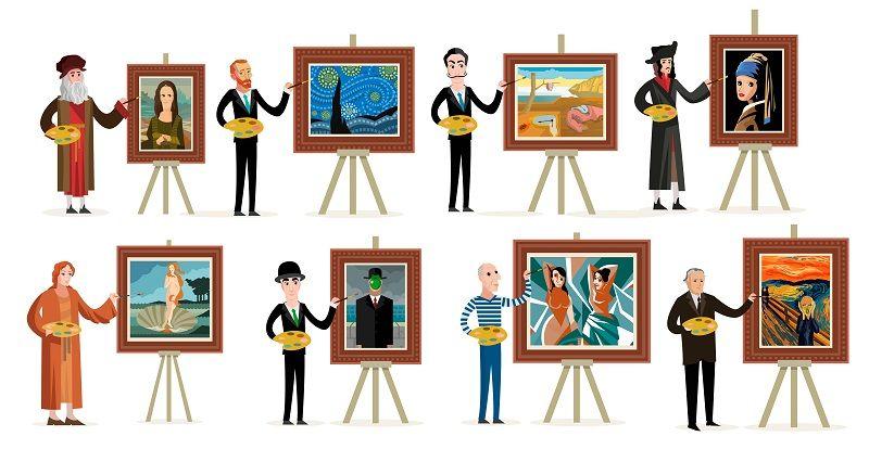 Sanat Akımları Temsilcileri