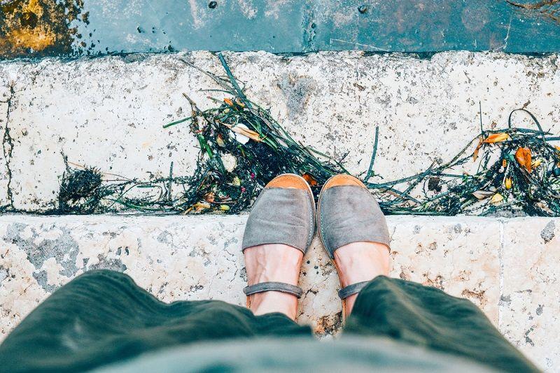 Sandalet Modelleri Espadril
