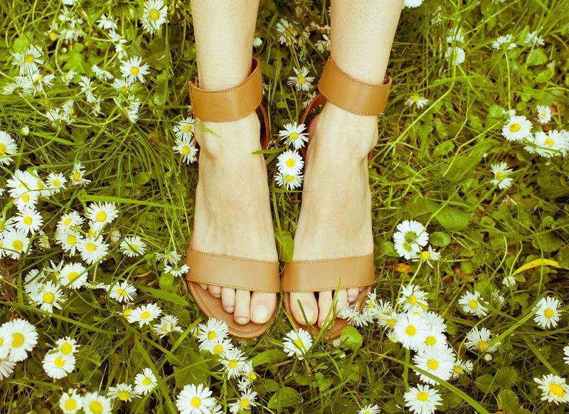 Sandalet Modelleri Kalın Bant