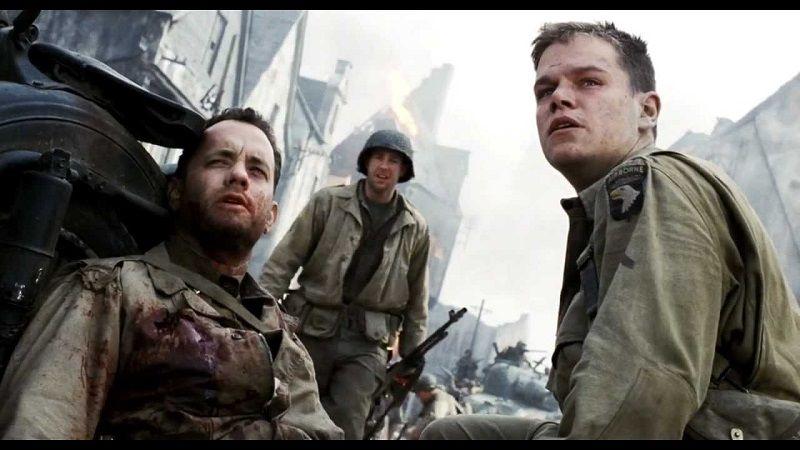 Savaş Filmleri Er Ryani Kurtarmak