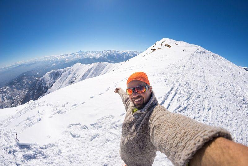 Selfie Nasıl Çekilir Lens