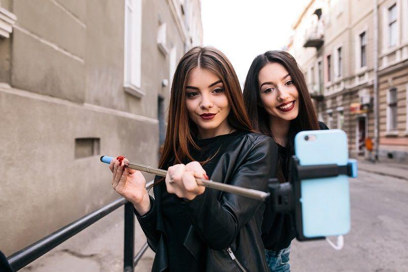 Selfie Nasıl Çekilir Selfie Çubuğu