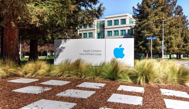 Silikon Vadisi Şirketleri Apple