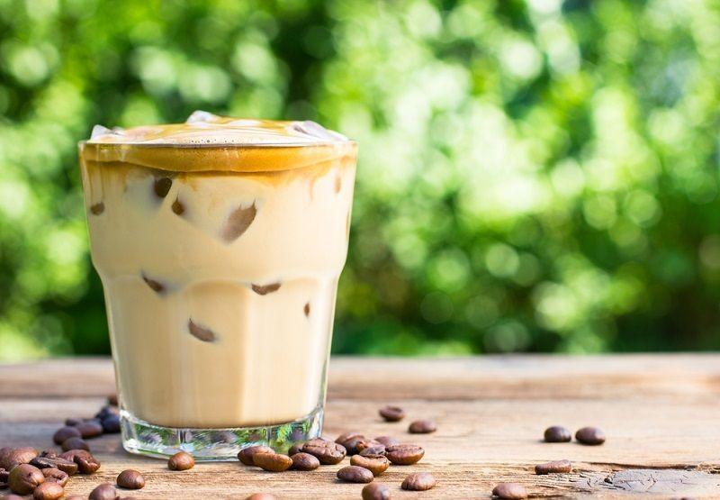 Soğuk Kahve Vanilyalı